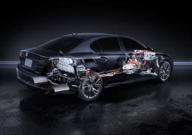 Ver foto 9 de Lexus GS 300h 2016