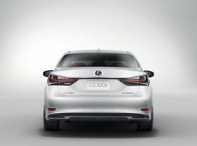 Ver foto 1 de Lexus GS 300h 2016