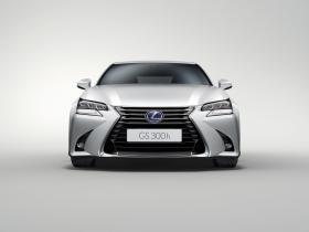 Ver foto 12 de Lexus GS 300h 2016