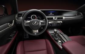 Ver foto 3 de Lexus GS 300h 2016