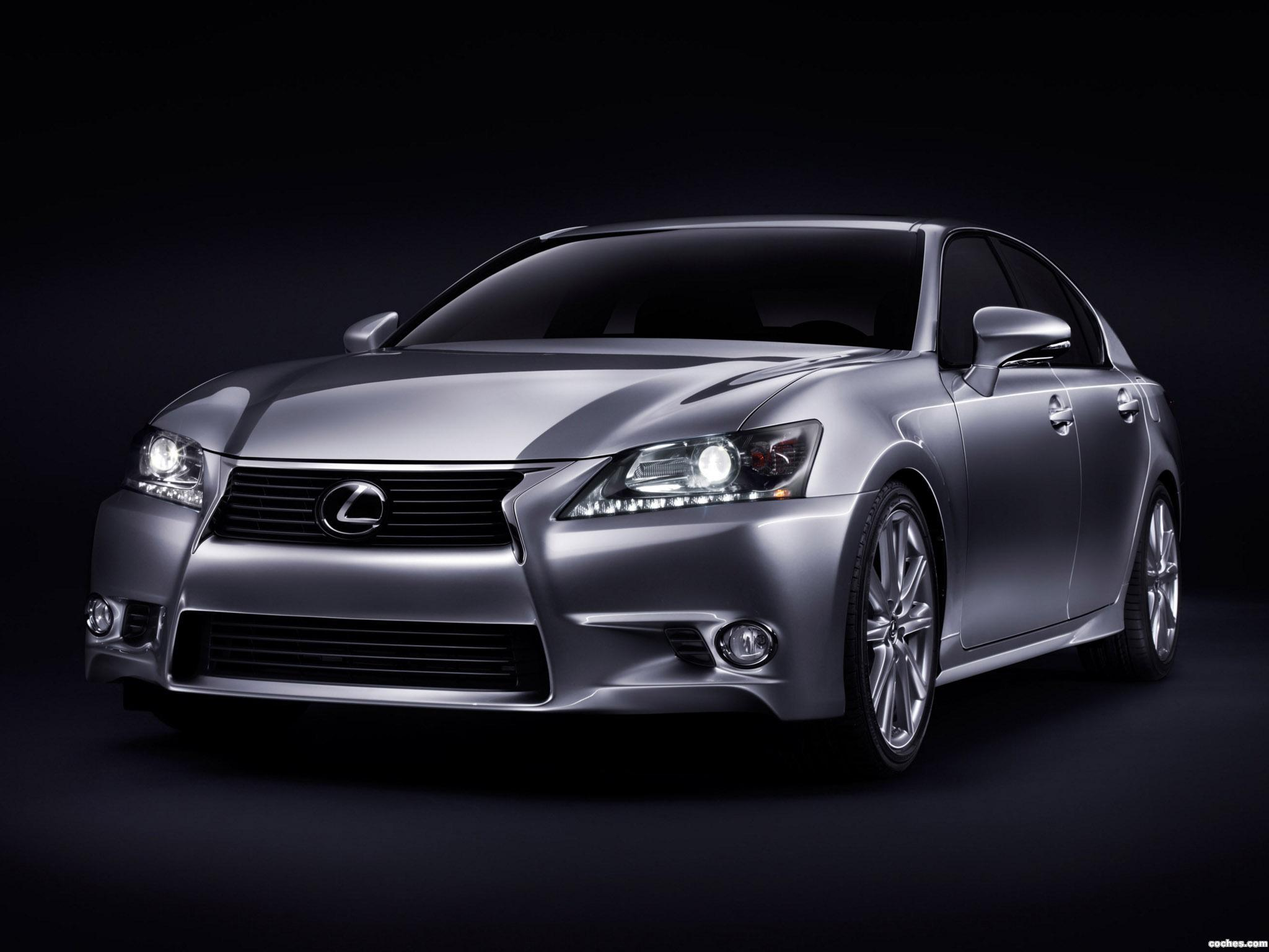 fotos de lexus gs 350 2011 foto 16. Black Bedroom Furniture Sets. Home Design Ideas