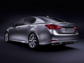 Ver foto 10 de Lexus GS 350 2011