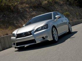 Ver foto 6 de Lexus GS 350 2011