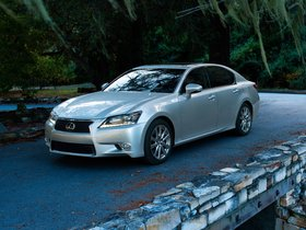 Ver foto 3 de Lexus GS 350 2011
