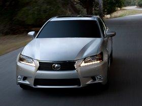 Ver foto 2 de Lexus GS 350 2011
