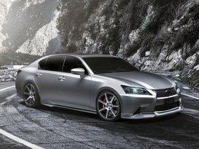 Ver foto 1 de Lexus GS 350 F-Sport VIP Auto Salon 2012