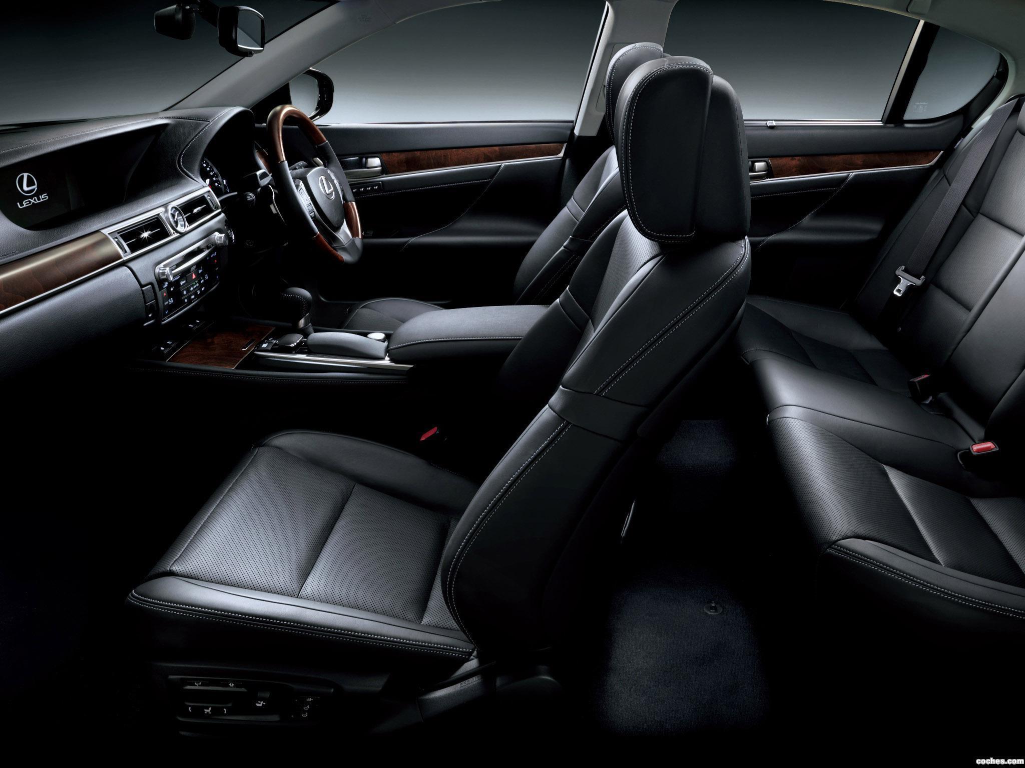 Foto 1 de Lexus GS 350 Japan 2012