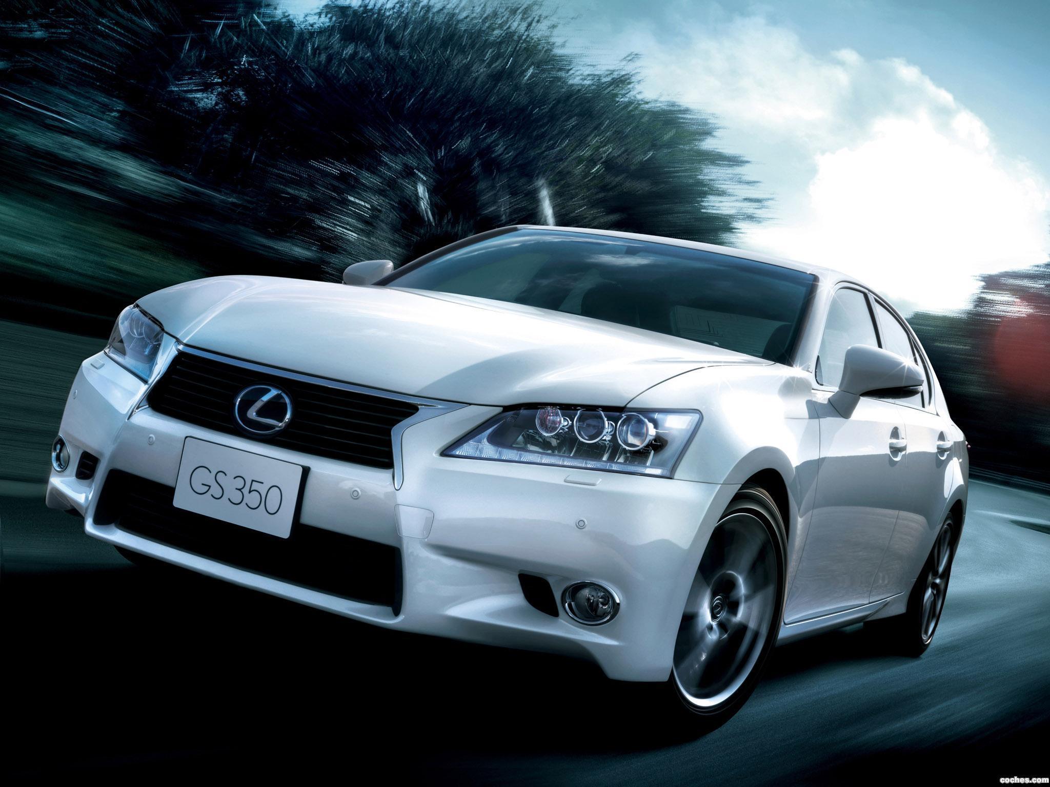Foto 0 de Lexus GS 350 Japan 2012