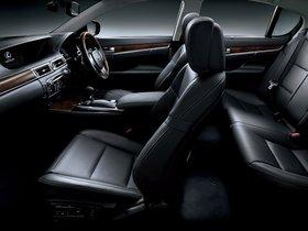 Ver foto 2 de Lexus GS 350 Japan 2012