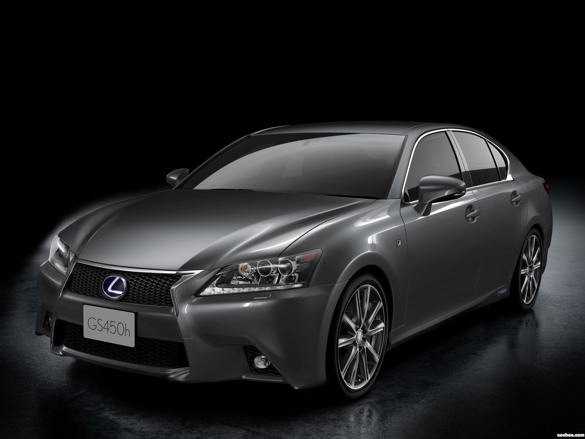 Foto 0 de Lexus GS 450h F-Sport Japon 2012
