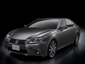 Ver foto 1 de Lexus GS 450h F-Sport Japon 2012