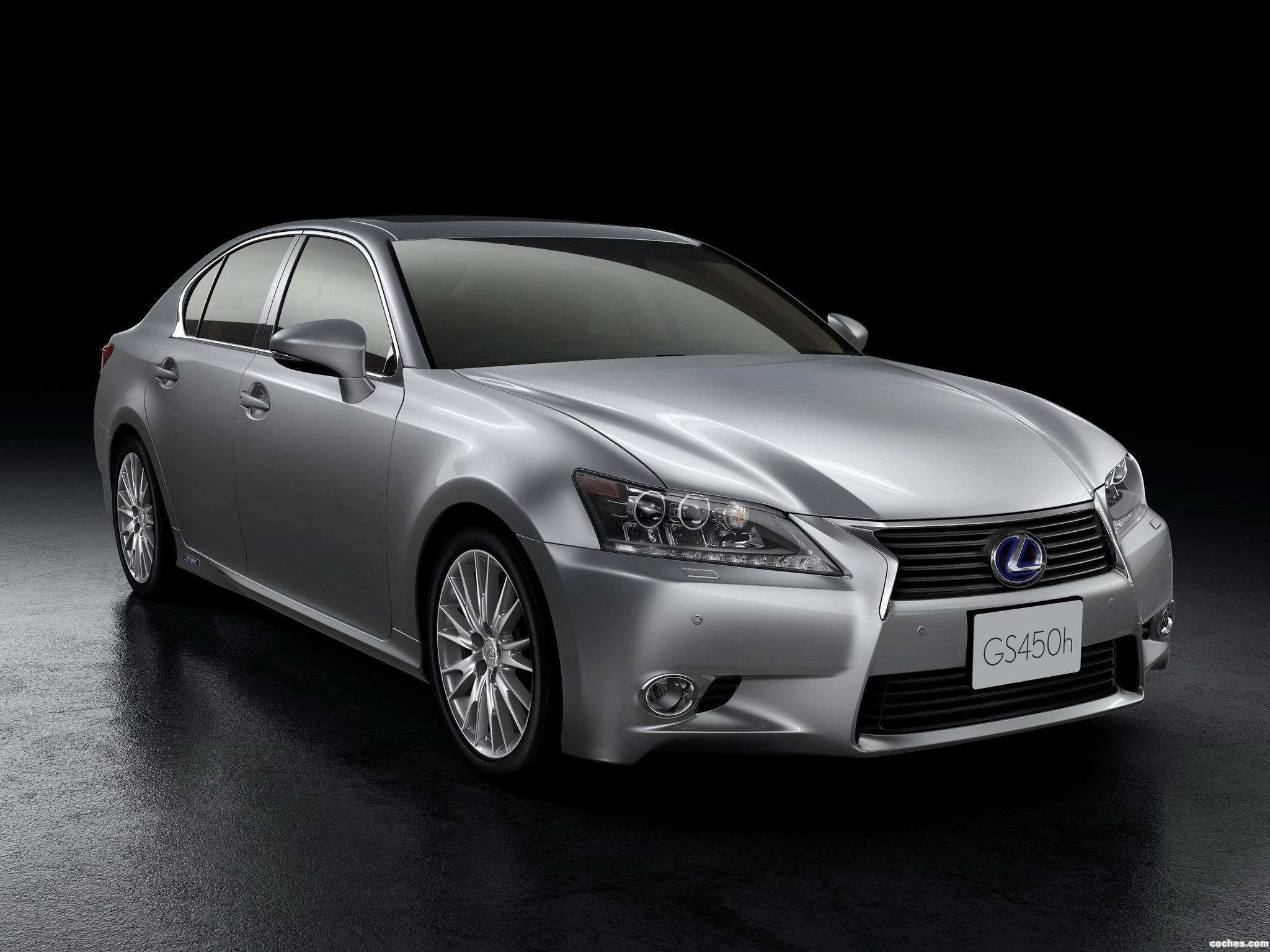 Foto 0 de Lexus GS 450h Japan 2012