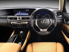 Ver foto 7 de Lexus GS 450h Japan 2012