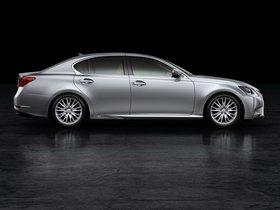 Ver foto 4 de Lexus GS 450h Japan 2012