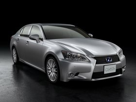 Fotos de Lexus GS 450h Japan 2012
