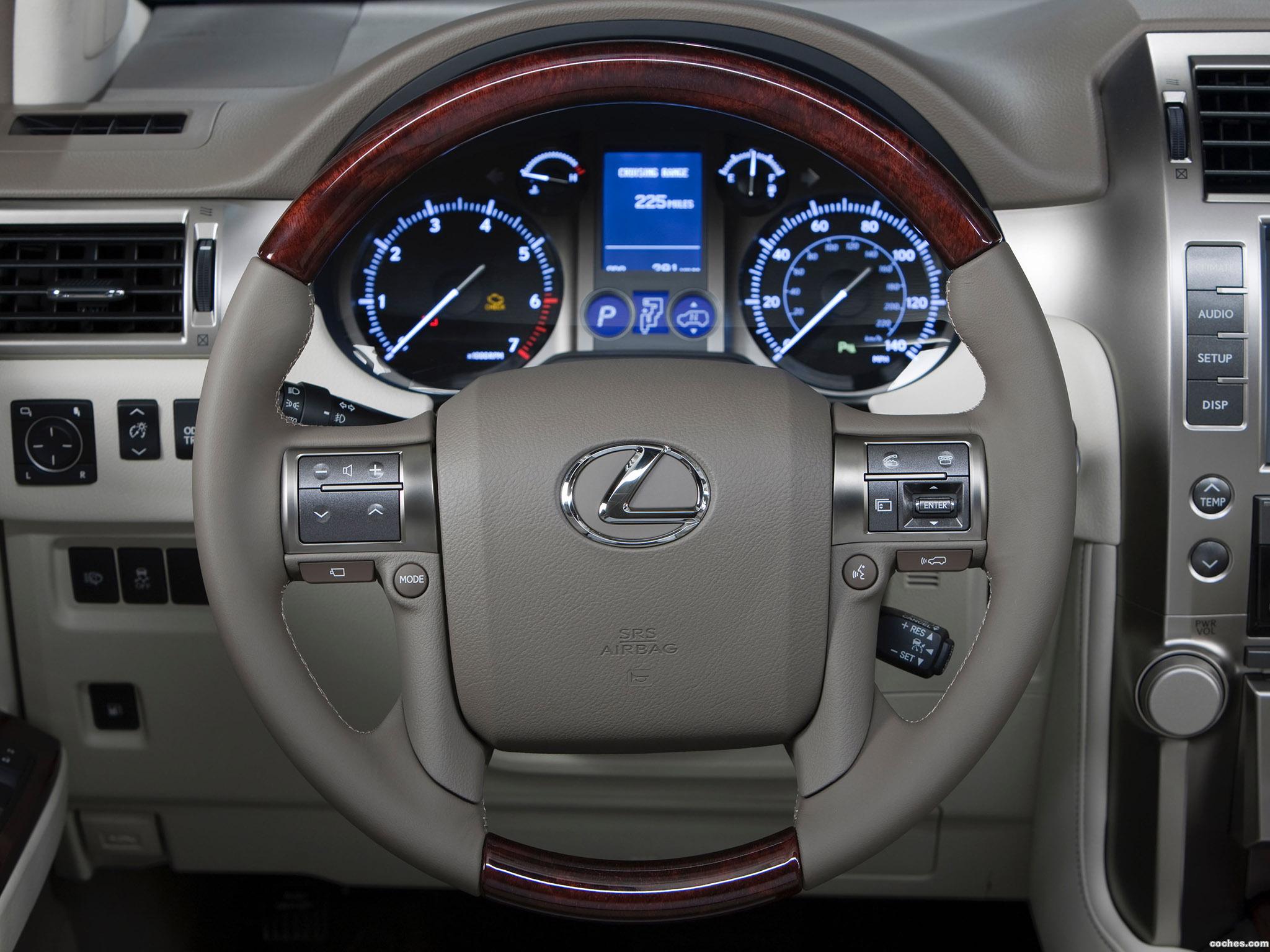 Foto 20 de Lexus GX 460 2010