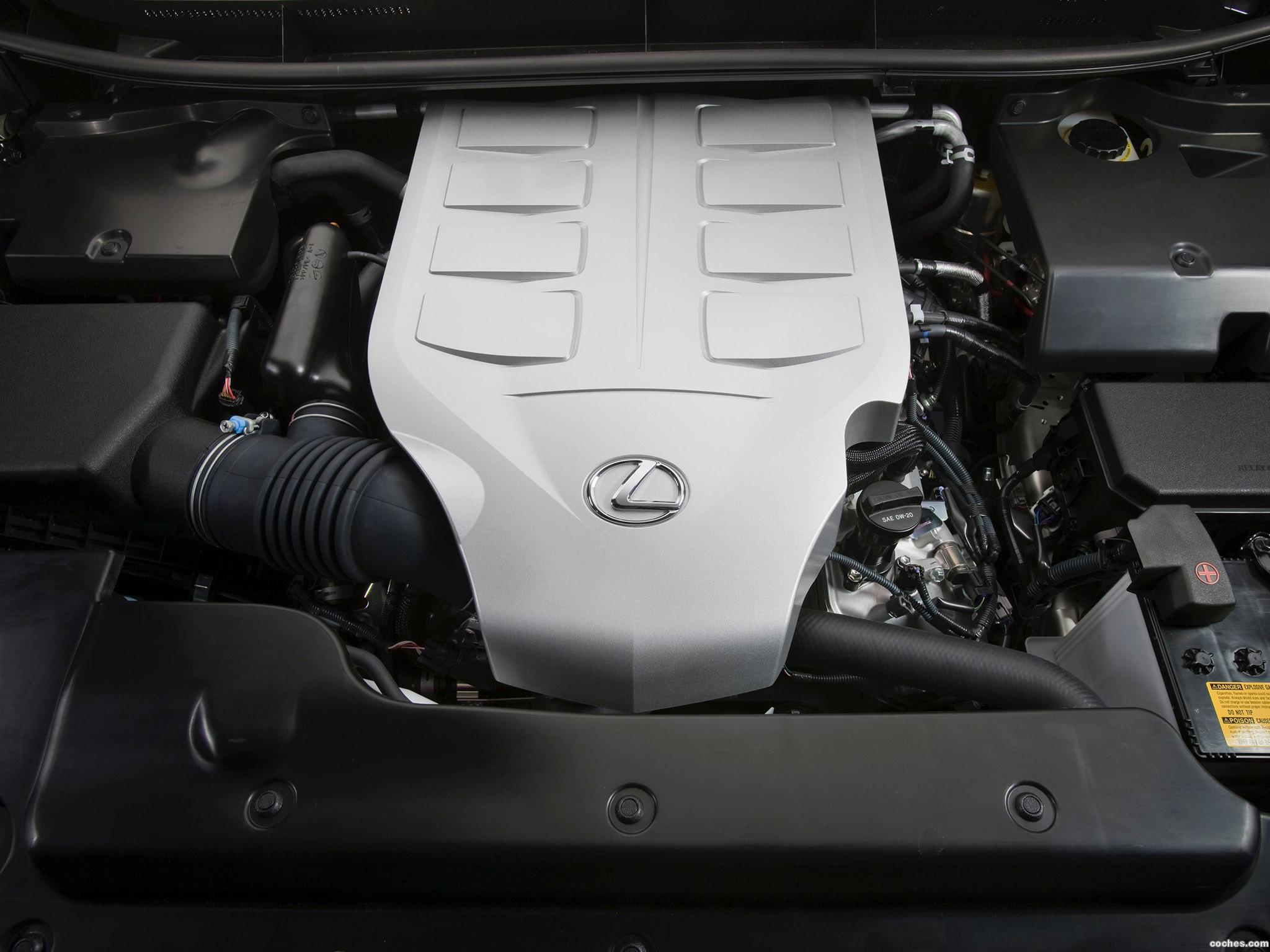 Foto 18 de Lexus GX 460 2010