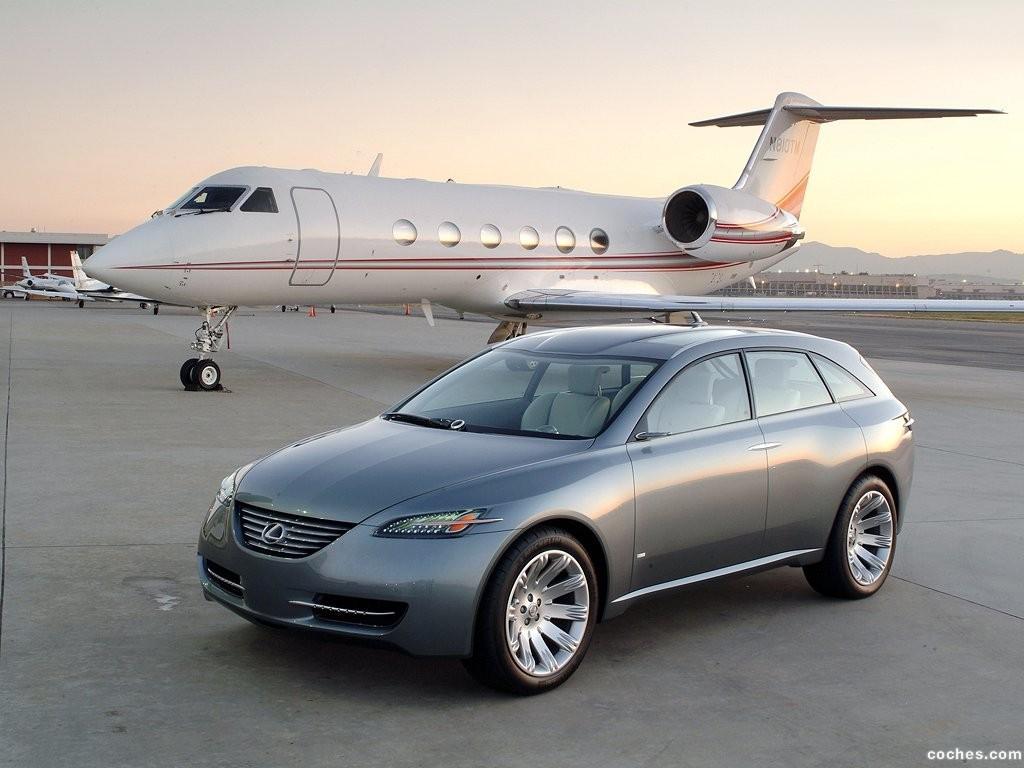 Foto 0 de Lexus HPX Concept 2003