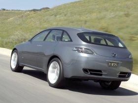 Ver foto 2 de Lexus HPX Concept 2003