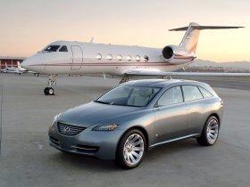 Ver foto 1 de Lexus HPX Concept 2003