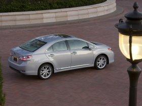 Ver foto 31 de Lexus HS 250h 2009