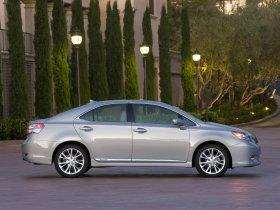 Ver foto 30 de Lexus HS 250h 2009