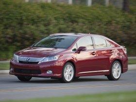 Ver foto 6 de Lexus HS 250h 2009