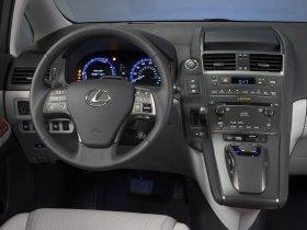 Ver foto 36 de Lexus HS 250h 2009