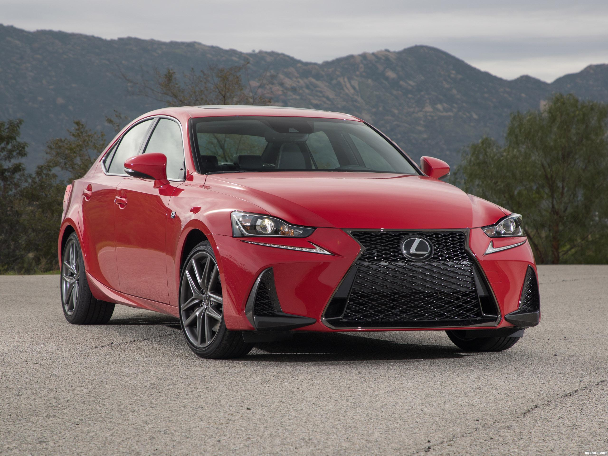 Foto 0 de Lexus IS 200 F-Sport XE30 USA 2016