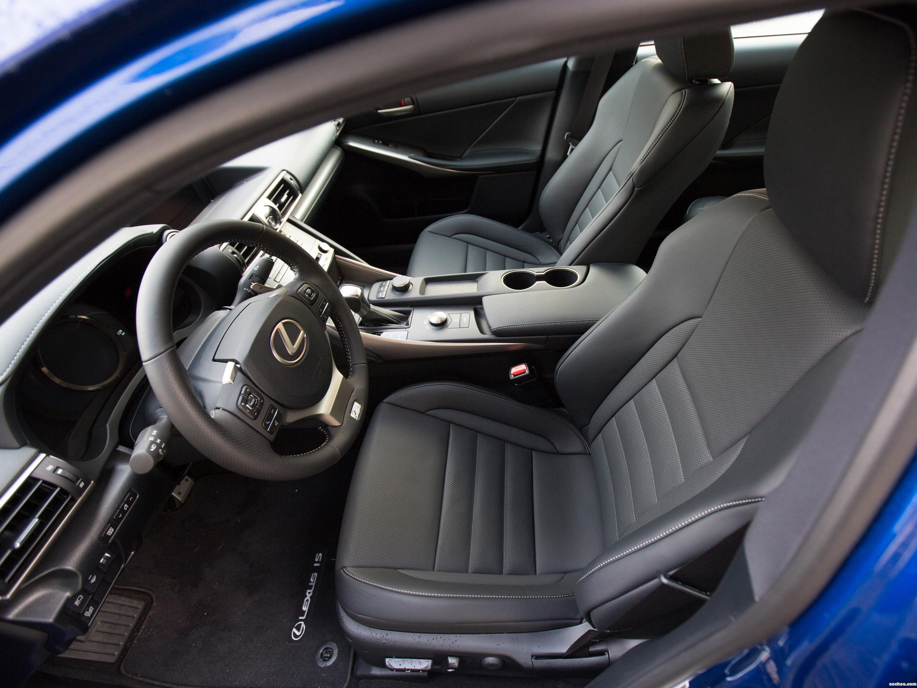 Foto 13 de Lexus IS 200 F-Sport XE30 USA 2016