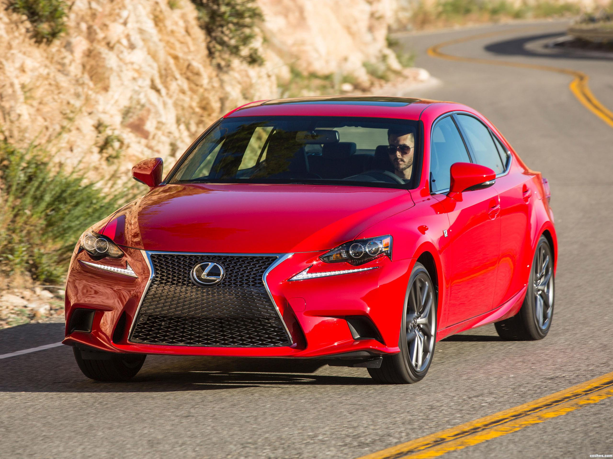 Foto 0 de Lexus IS 200 F-Sport 2015