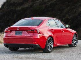 Ver foto 6 de Lexus IS 200 F-Sport 2015