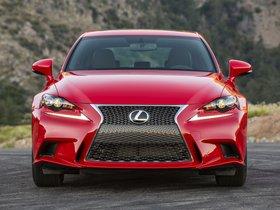 Ver foto 10 de Lexus IS 200 F-Sport 2015