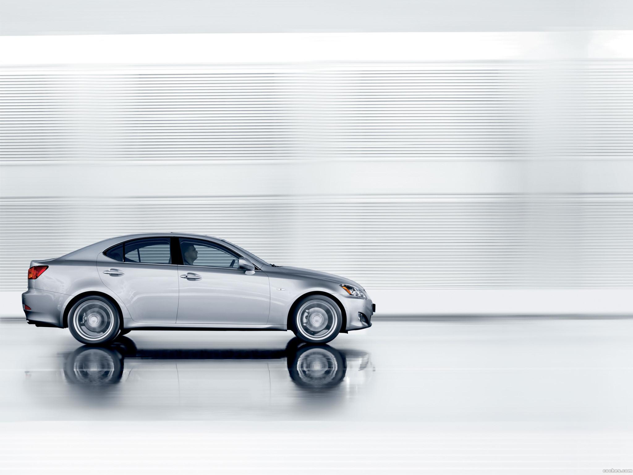 Foto 12 de Lexus IS 250 2005