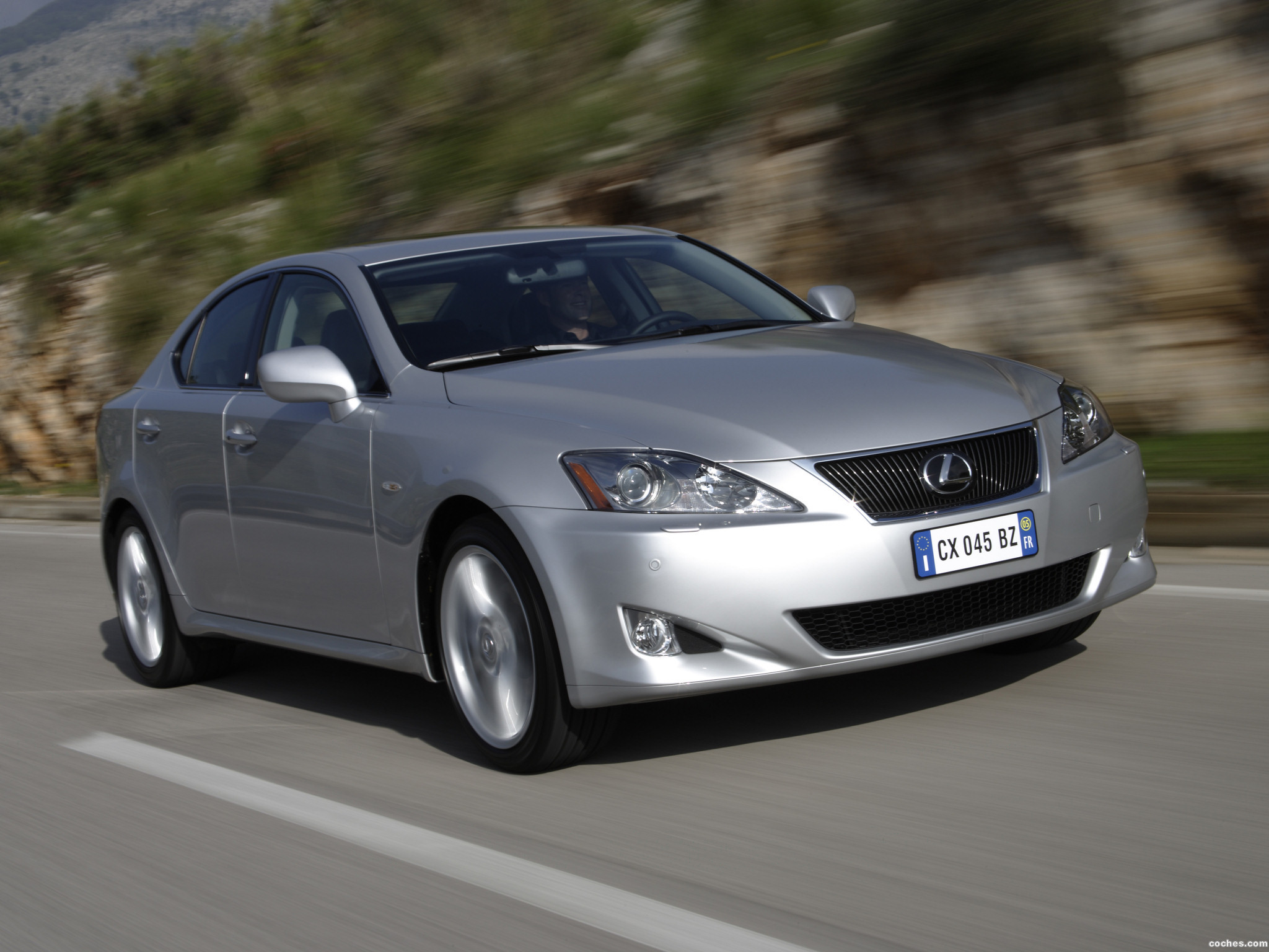 Foto 9 de Lexus IS 250 2005