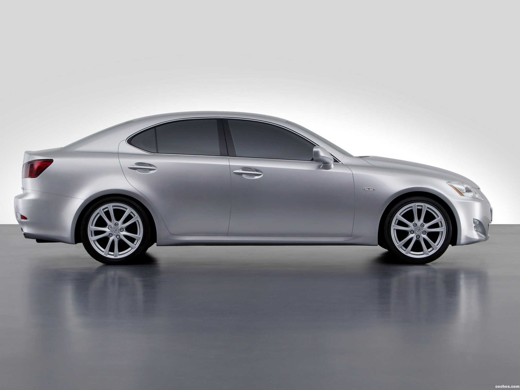 Foto 19 de Lexus IS 250 2005
