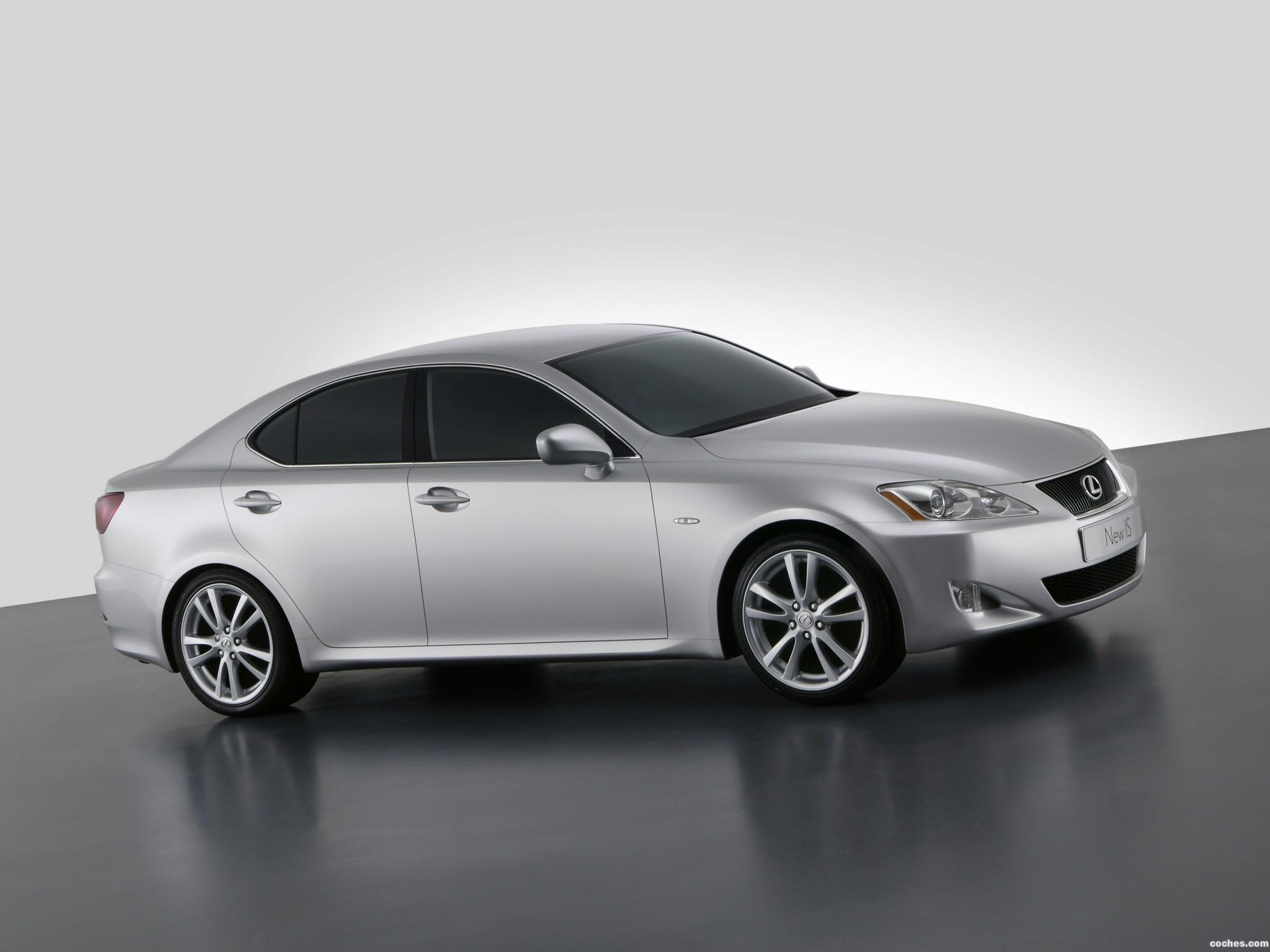 Foto 18 de Lexus IS 250 2005