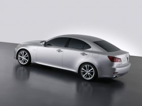 Ver foto 18 de Lexus IS 250 2005