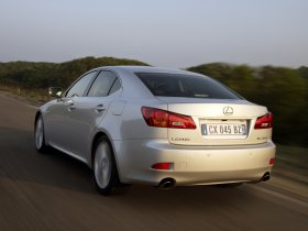 Ver foto 11 de Lexus IS 250 2005