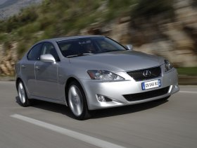 Ver foto 10 de Lexus IS 250 2005