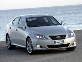 Ver foto 9 de Lexus IS 250 2005