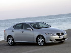 Ver foto 8 de Lexus IS 250 2005
