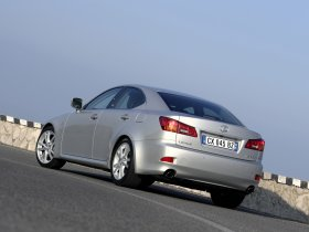 Ver foto 6 de Lexus IS 250 2005