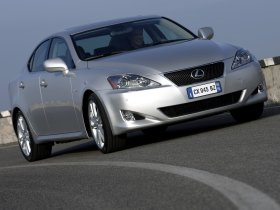 Ver foto 5 de Lexus IS 250 2005