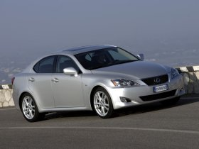 Ver foto 4 de Lexus IS 250 2005