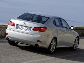 Ver foto 2 de Lexus IS 250 2005