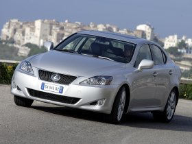 Ver foto 1 de Lexus IS 250 2005