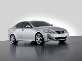 Ver foto 25 de Lexus IS 250 2005