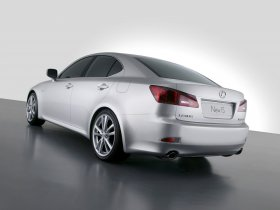 Ver foto 23 de Lexus IS 250 2005