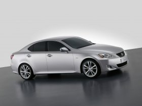 Ver foto 19 de Lexus IS 250 2005